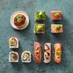 LETZ SUSHI catering